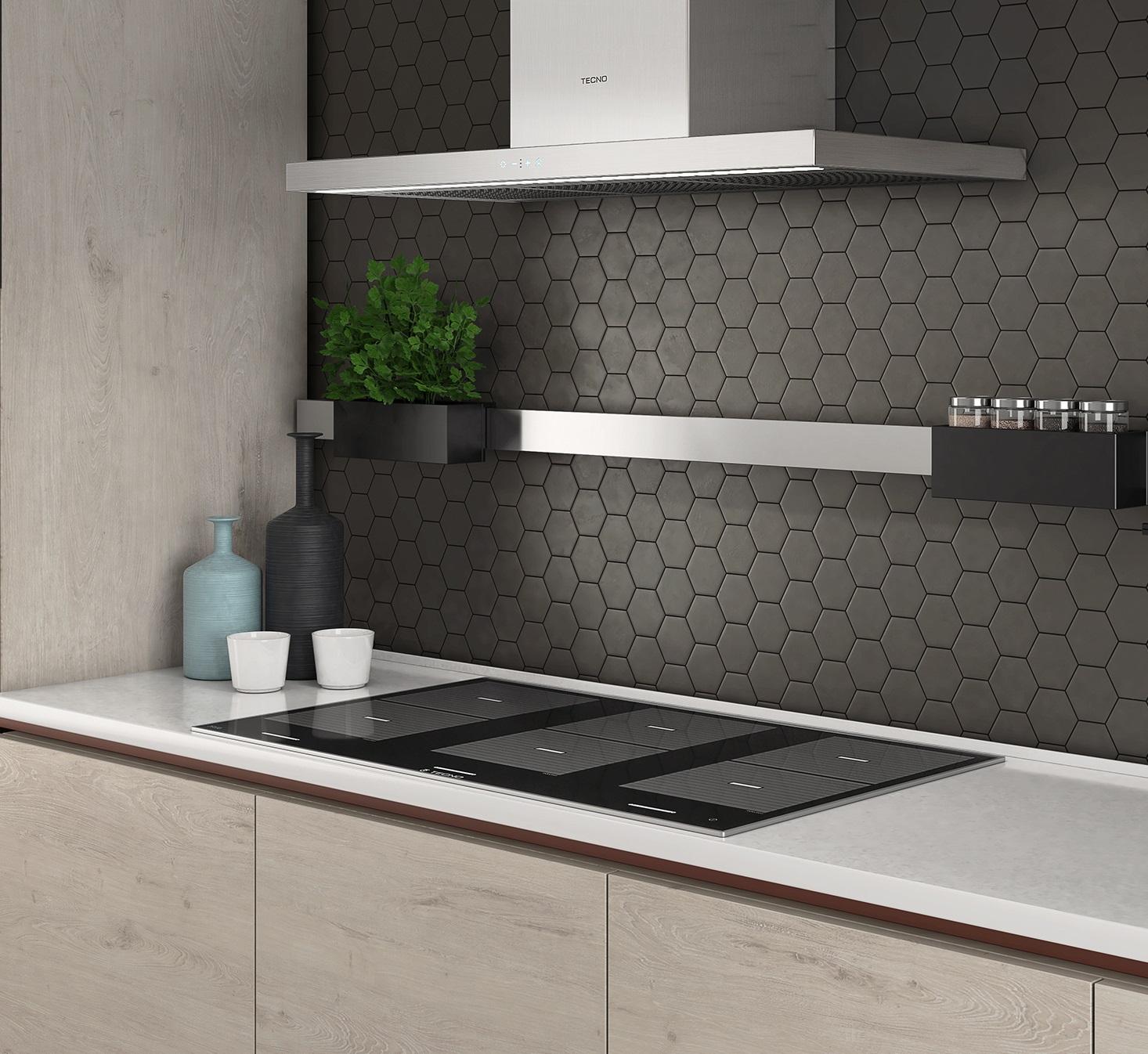 Cooktop a indução Tecno THVI90 EPDA