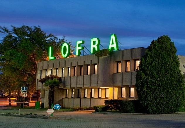 Banner marca - LOFRA