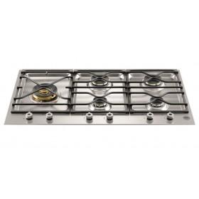 Design Profissional: acabamento em aço inox escovado de alta qualidade que combina com as várias texturas e cores da sua cozinha.