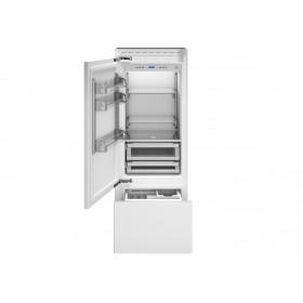 Refrigerador com Portas para Revestir de Embutir Bertazzoni REF75 PRL.