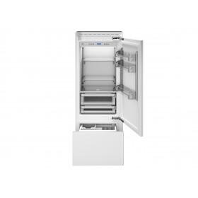Refrigerador com Portas para Revestir de Embutir Bertazzoni REF75 PRR.