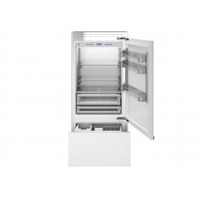 Refrigerador com Portas para Revestir de Embutir Bertazzoni REF90 PRR.